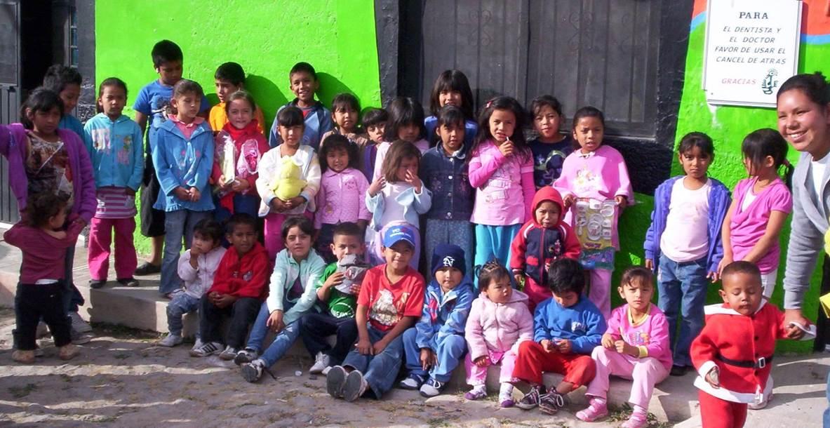 Tepehua School Kids