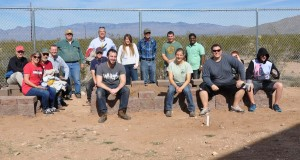 Rotarians & Friends at Vail Project
